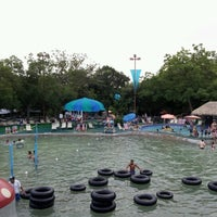 Photo taken at Schlitterbahn New Braunfels by √ Ray J. on 7/2/2012