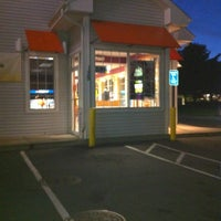 Photo taken at Dunkin Donuts by Chrissy L. on 4/18/2012