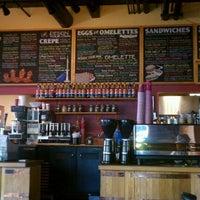 Photo taken at Crepeville by Jason B. on 4/21/2012
