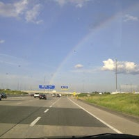 Photo taken at Hwy 407 at Bathurst by Pedro G. on 6/27/2012