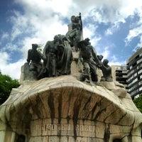 Foto tomada en Plaça de Tetuan por La meva Barcelona el 8/26/2012