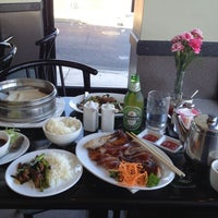 Photo taken at Sang Kee Peking Duck House by Kyle S. on 4/29/2012