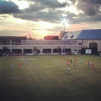 Photo taken at Thompson Field by Chris C. on 8/24/2012
