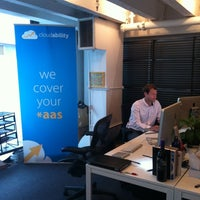 Photo taken at Cloudability by Barb S. on 8/7/2012