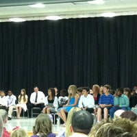 Photo taken at Champions at Hughes Elementary by John F. on 5/31/2012