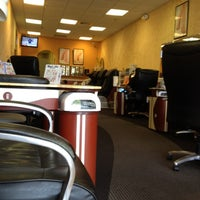 Photo taken at Eagle Valley Nails by Tracy S. on 6/26/2012