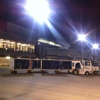Photo taken at Gate 7 by Gary A. on 6/17/2012
