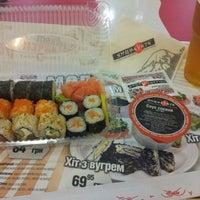 Снимок сделан в японаХата / yaponahata пользователем Iurii 4/30/2012