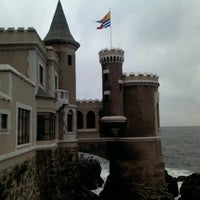 Photo taken at Castillo del Mar by Daniela C. on 8/15/2012