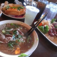 Photo taken at Phở Point Loma & Grill Restaurant by Jerapis I. on 8/19/2012