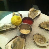 Photo taken at Oyster Bar by james z. on 4/19/2012