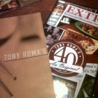 Photo taken at Tony Roma's: Ribs, Seafood & Steaks by Maff' V. on 7/31/2012