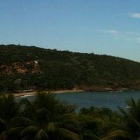 Photo taken at Pousada Bahiamarela by Alessandra d. on 3/14/2012