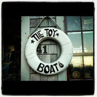 Photo taken at The Toy Boat by Kristina on 7/30/2012