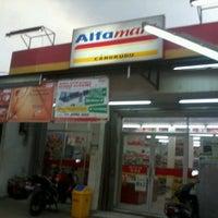 Photo taken at Alfamart Cangkudu by Ari Q. on 7/3/2012