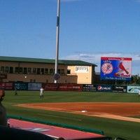 Photo taken at Roger Dean Stadium by Debbie C. on 5/23/2012