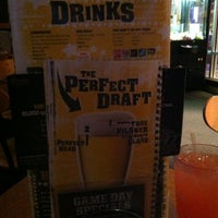 Photo taken at Buffalo Wild Wings by Adrián V. on 5/29/2012