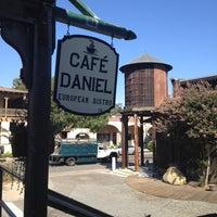 Photo taken at Cafe Daniel by Jean M. on 9/6/2012