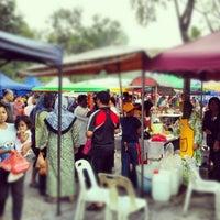 Photo taken at Bazar Ramadhan Tmn Tasek,Ampang by Milin Amilin on 7/21/2012