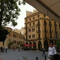 Photo taken at Rotanna Cafe by Aydin Z. on 4/29/2012