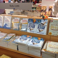 Photo taken at Gramedia by Farah S. on 6/28/2012