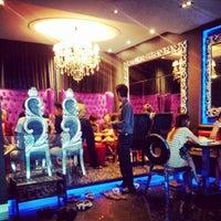Photo taken at Nadeje Café by Kelvin T. on 5/19/2012