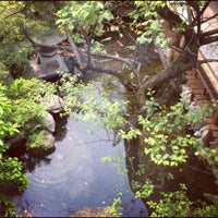 Снимок сделан в Tokyo Shiba Tofuya Ukai пользователем Shohei Y. 5/6/2012