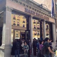 Photo taken at Hard Rock Cafe Venice by Bora C. on 4/21/2012