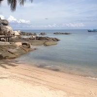 Photo taken at Sensi Paradise Resort by Piyanart J. on 4/16/2012