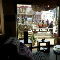 Photo taken at Sapa Rooms by Linh V. on 3/4/2012