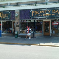 Photo taken at Frosty Bar by Austin K. on 8/30/2012
