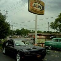 Photo taken at A&W Restaurant by Daniela W. on 6/6/2012