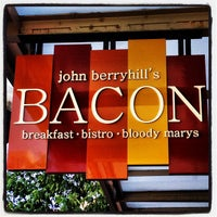 8/4/2012 tarihinde John W.ziyaretçi tarafından John Berryhill's Bacon'de çekilen fotoğraf