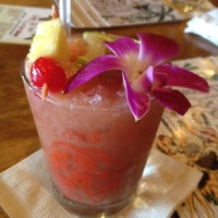 Photo taken at Trader Vic's by Jeanie C. on 3/14/2012