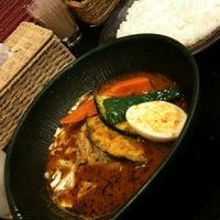 Photo taken at Soup Curry lavi エスタ(ESTA)店 by Tomoyuki on 8/8/2012
