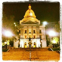 Photo taken at Colorado State Capitol by Holly T. on 7/20/2012