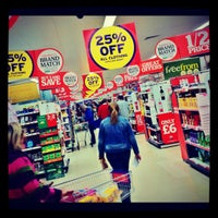 Photo taken at Sainsbury's by Ioan S. on 4/5/2012