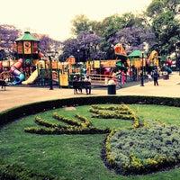Photo taken at Parque de los Venados by Tip Kids on 3/31/2012