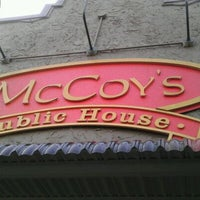 Photo taken at McCoy's Public House by Tim G. on 5/18/2012