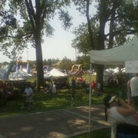 Photo taken at Jewett Park by Charles S. on 7/4/2012