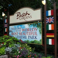 ... Photo Taken At Busch Gardens Williamsburg By Mike C. On 8/15/2012 ...