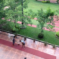 Photo taken at Chiang Mai Rajabhat University by Champoll T. on 6/9/2012