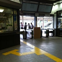 Photo taken at Numata Station by Jessie Z. on 6/29/2012