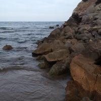 Photo taken at Playa De La Concha by Lorena B. on 7/27/2012