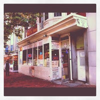 Photo taken at Lincoln's Waffle Shop by Sam on 8/29/2012