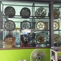 Photo taken at Monza Shop by Sagun K. on 7/25/2012