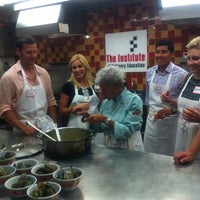 Photo taken at The Institute of Culinary Education (ICE) by Jason A. on 8/4/2012