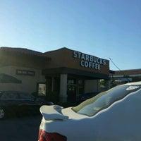 Photo taken at Starbucks by BEAR L. on 8/28/2012