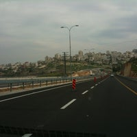 Photo taken at Ma'ale Adumim by Belinda F. on 3/31/2012