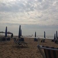 Foto scattata a Spiaggia di Jesolo da Alekanekelo B. il 6/10/2012